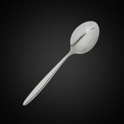 Ложка десертная «Signum» Luxstahl [RC-10] - интернет-магазин КленМаркет.ру