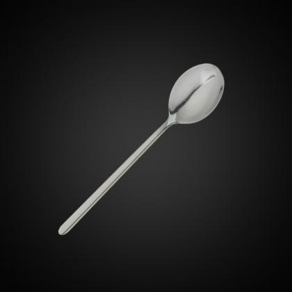 Ложка десертная «Аляска» Luxstahl [H009, DJ-05420] 1 - интернет-магазин КленМаркет.ру