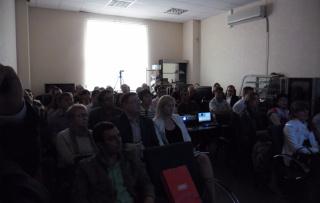 Пост-релиз семинара в Новосибирске «Как открыть пекарню» 4 сентября 2014 года