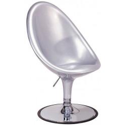 Кресло барное «Riz» с жестким сиденьем, с подъемным механизмом - интернет-магазин КленМаркет.ру