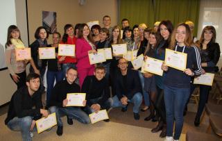 Пост-релиз тренингов в Курске и Белгороде