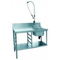 Стол предмоечный СПМП-6-3 для МПК-700К