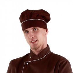 Колпак поварской коричневый [035] - интернет-магазин КленМаркет.ру