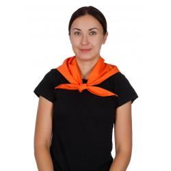 Косынка поварская оранжевая [020] - интернет-магазин КленМаркет.ру