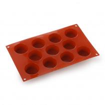 Форма для выпечки Мини-маффин, 11 элементов Silicon Flex [SF022/N]