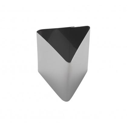 Форма для канапе «Треугольник» 40х40 мм - интернет-магазин КленМаркет.ру