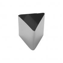 Форма для канапе «Треугольник» 40х40 мм