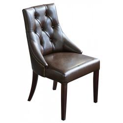 Стул «Марко» с мягким сиденьем (деревянный каркас) - интернет-магазин КленМаркет.ру