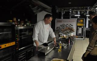 Пост-релиз семинара «Домашние колбаски — фейерверк вкуса своими руками» 24 февраля 2015 года