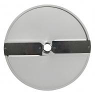 Диск P4 для овощерезки HLC-300 слайсер 4 мм 2-х лучевой (корп пласт) /CONVITO / STARFOOD / VIATTO