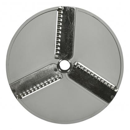 Диск PB2 для овощерезки HLC-300 3-х лучевой слайсер волнистый (корп пласт) /CONVITO / STARFOOD / VIATTO - интернет-магазин КленМаркет.ру