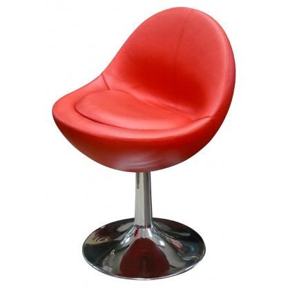 Кресло барное В148 с мягким сиденьем, без подъемного механизма - интернет-магазин КленМаркет.ру