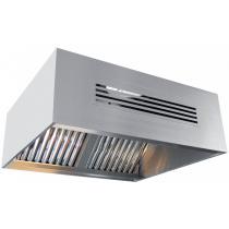 Зонт приточно-вытяжной ЗПВ-1100-2-О пристенный