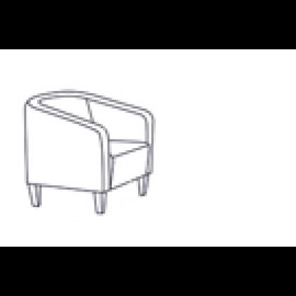 Кресло «Смарт» - интернет-магазин КленМаркет.ру