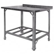 Стол производственный пристенный СПРП-1506 ц