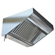 Зонт вытяжной пристенный МВО-1,0 МСВ-1,0 П