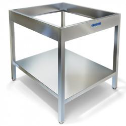Стол-подставка СПС-033/918 под печь для пиццы PIZZA GROUP Entry Max 4, 8 - интернет-магазин КленМаркет.ру
