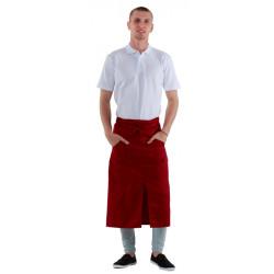 Футболка-поло мужская белая с коротким рукавом - интернет-магазин КленМаркет.ру