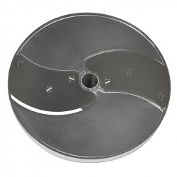 Диск слайсер 4 мм для ROBOT COUPE R201E, R301Ultra, R402, CL20, CL25, CL30, CL30Bistro [27566] - интернет-магазин КленМаркет.ру