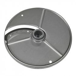 Диск слайсер 6 мм для ROBOT COUPE R201E, R301Ultra, R402, CL20, CL25, CL30, CL30Bistro [27786] - интернет-магазин КленМаркет.ру