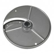 Диск слайсер 6 мм для ROBOT COUPE R201E, R301Ultra, R402, CL20, CL25, CL30, CL30Bistro [27786]