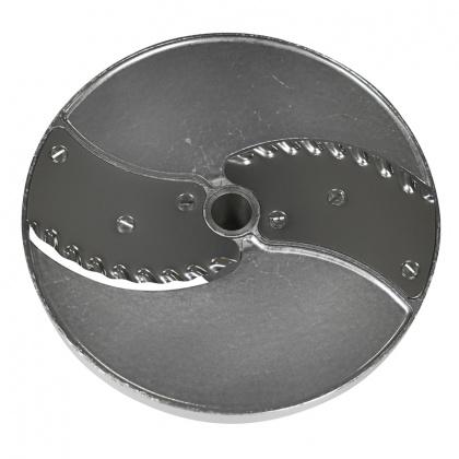 Диск слайсер 2 мм для ROBOT COUPE R502, CL50, CL50Ultra, CL52, CL55, CL60 (для волнистых ломтиков) [27068] - интернет-магазин КленМаркет.ру