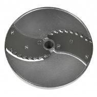 Диск слайсер 5 мм для ROBOT COUPE R502, CL50, CL50Ultra, CL52, CL55, CL60 (для фигурных ломтиков) [27070]