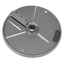 Диск соломка 2х2 мм для ROBOT COUPE R201E, R301Ultra, R402, CL20, CL25, CL30, CL30Bistro (жюльен) [27599] - интернет-магазин КленМаркет.ру
