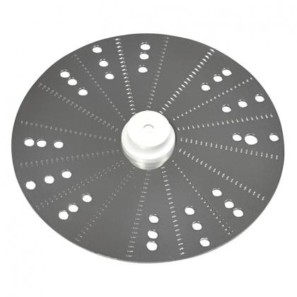 Диск терка драник ROBOT COUPE R201E, R301Ultra, R402, CL20, CL25, CL30, CL30Bistro [27191] - интернет-магазин КленМаркет.ру