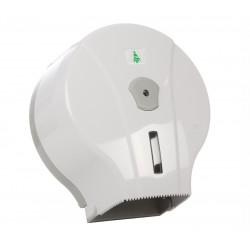 Диспенсер для туалетной бумаги бело-серый [MJ1mini] - интернет-магазин КленМаркет.ру