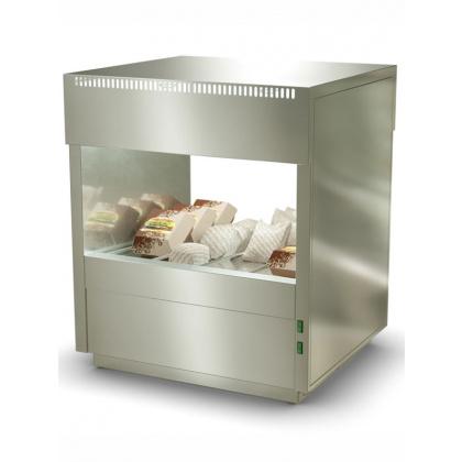 Витрина-мармит для бургеров ATESY ВМБ-750/4 - интернет-магазин КленМаркет.ру
