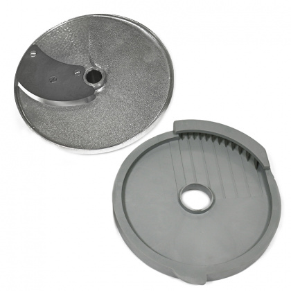 Диски (решетка+слайсер) для нарезки фри 10х10 мм для ROBOT COUPE R502, CL50, CL50Ultra, CL52, CL55, CL60 [28135] - интернет-магазин КленМаркет.ру