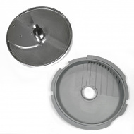 Диски (решетка+слайсер) для нарезки фри 8х8 мм для ROBOT COUPE R201E, R301Ultra, R402, CL25, CL30, CL30Bistro [27166]