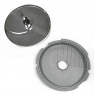 Диски (решетка+слайсер) для нарезки фри 10х10 мм для ROBOT COUPE R201E, R301Ultra, R402, CL25, CL30, CL30Bistro [27117]