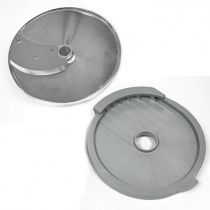 Диски (решетка+слайсер) для нарезки фри 10х16 мм для ROBOT COUPE R502, CL50, CL50Ultra, CL52, CL55, CL60 [28158]