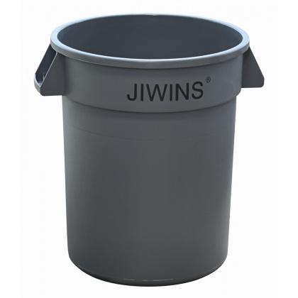 Контейнер для мусора 38 л без крышки [JW-CR38E] - интернет-магазин КленМаркет.ру