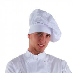 Колпак поварской белый [00403] - интернет-магазин КленМаркет.ру