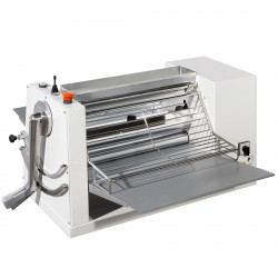 Тестораскаточная машина MAC.PAN MK500T без полотна - интернет-магазин КленМаркет.ру
