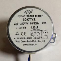 Моторедуктор тихоходный для льдогенератора ZB-26, ZB-50 №5 - интернет-магазин КленМаркет.ру