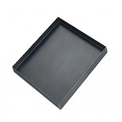 Противень 1260х1230х30 мм черный металл 2 борта - интернет-магазин КленМаркет.ру