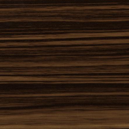 Столешница МДФ «Зебрано темный глянец» [1853]