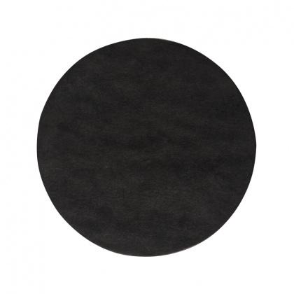 Подставка круглая под бокал из натуральной кожи - интернет-магазин КленМаркет.ру