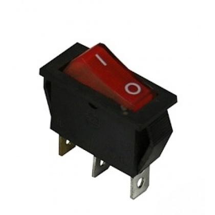 Клавиша узкая с подсветкой для кипятильника WB - интернет-магазин КленМаркет.ру