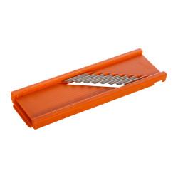 Овощерезка вафельная CLASSIC оранжевая [3500105] - интернет-магазин КленМаркет.ру