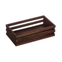 Ящик для сервировки деревянный 250х140 мм