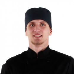 Шапочка повара «Таблетка» серая [00400] - интернет-магазин КленМаркет.ру