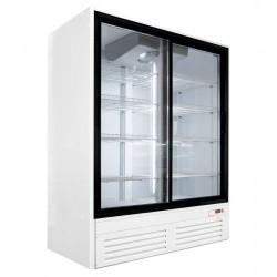 Шкаф холодильный ПРЕМЬЕР ШВУП1ТУ-1,4К С (двери-купе) - интернет-магазин КленМаркет.ру