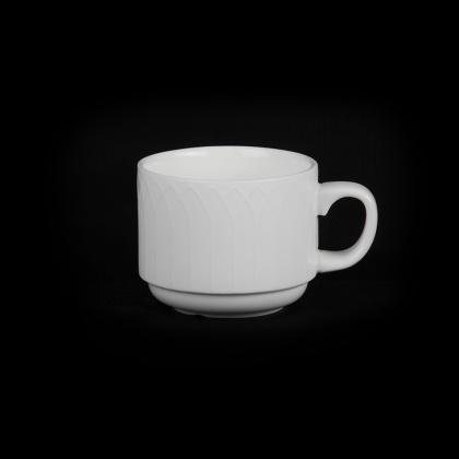 Чашка чайная «Corone» 175 мл с орнаментом - интернет-магазин КленМаркет.ру