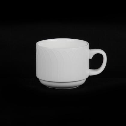 Чашка чайная «Corone» 225 мл с орнаментом - интернет-магазин КленМаркет.ру