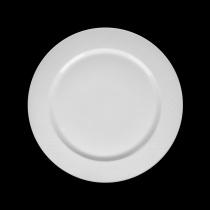 Тарелка мелкая «Corone» 280 мм с орнаментом